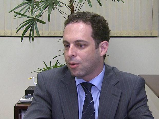 Escutas evidenciam que fiscal do Ibama dava informações sigilosas para usinas, diz procurador da República André Menezes  (Foto: César Tadeu/EPTV)