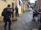 Criminosos driblam aparato policial na Cidade de Deus e fogem de ônibus