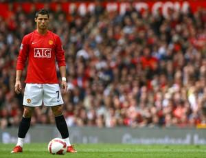 Cristiano Ronaldo Manchester United (Foto: Getty Images)