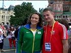 Atletas brasileiros do salto com vara estão entre os 10 melhores do mundo