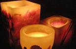 Faça velas decorativas e dê charme à casa (Mais Você/TV Globo)