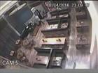 Polícia divulga imagens de assalto em restaurante de Curitiba; assista