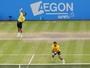 Não foi desta vez. Marcelo Melo e Ivan Dodig perdem final em Nottingham