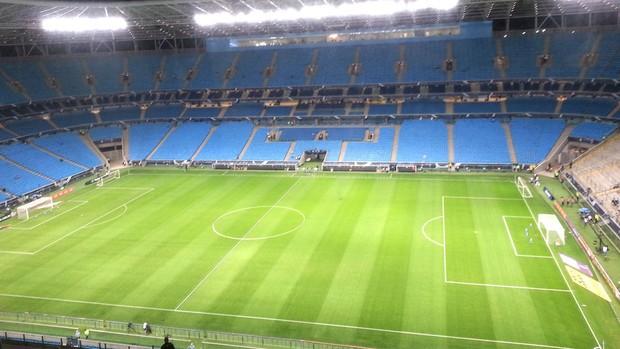 Arena Grêmio (Foto: Rodrigo Faber)