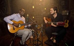 Seu Jorge e Yamandu Costa