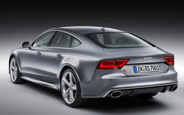 Audi RS 7 (Foto: Divulgação)