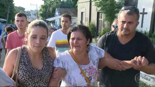 Resultado de imagem para Suspeito de matar irmão de adolescente após roubo de celular no RJ conhecia família