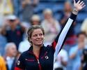 Após 22 vitórias seguidas em NY, Clijsters perde e encerra a carreira