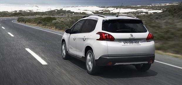Peugeot 2008 (Foto: Divulgação)