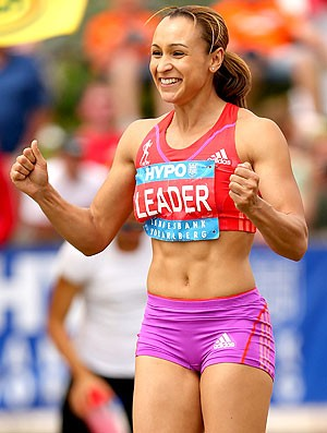 Jessica Ennis heptatleta brit&#226;nica (Foto: Getty Images)