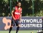 Atlético-MG confirma empréstimo do lateral-esquerdo Mansur para o Sport