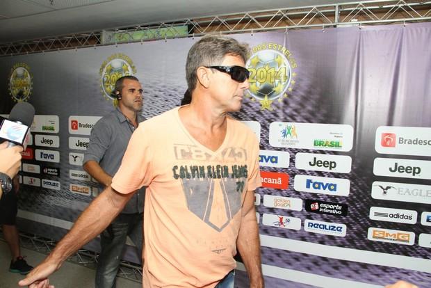 Renato Gaúcho (Foto: Thyago Andrade / EGO)
