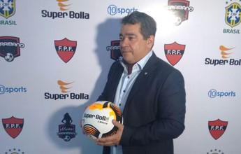 FPF critica interferência da CBF no calendário do futebol nordestino