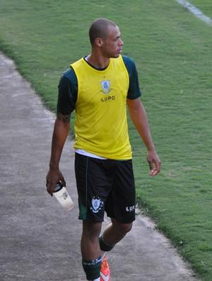 Anderson Conceição, goleiro do América-MG (Foto: Carlos Cruz/Divulgação AFC)