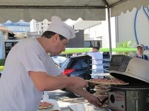 Pizzaiolo está entre as funções em destaque no PAT Indaiatuba (Foto: Mariane Rossi/ G1)