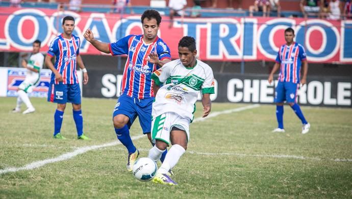 Coritiba venceu o Itabaiana no clássico serrano (Foto: Filipe Araújo/FSF)