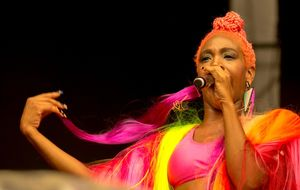 Karol Conka no Lollapalooza 2016: fotos e vídeos