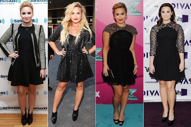 ESTILO - Demi Lovato (Foto: Getty Images)