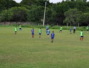 Piauí - Treino - Campeonato Piauiense (Foto: Renan Morais/GLOBOESPORTE.COM)