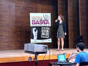 Lançamento da campanha em Rio Branco (Foto: Maurício Bittencout / Arquivo Pessoal)