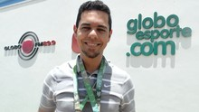 Jornalista caruaruense participa da cobertura das Olimpíadas 2016 (Renata/ TV Asa Branca)
