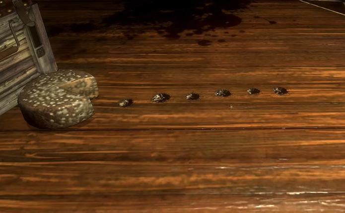 Homenagem a Pac-Man é um dos easter eggs de Bioshock (Foto: Reprodução/YouTube)