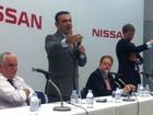 Carro elétrico está longe de ter espaço na América do Sul, diz CEO da Nissan