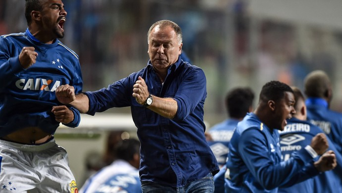 Mano Menezes; Cruzeiro (Foto: Pedro Vilela/Light Press)