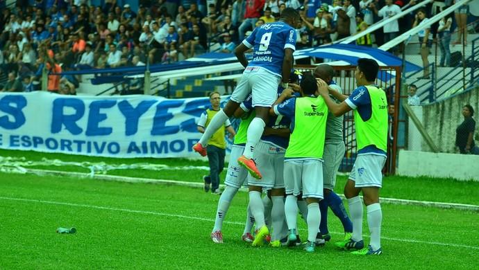aimoré, cruzeiro-rs, cristo rei, gauchão, campeonato gaúcho, 2016 (Foto: José Haag / EC Cruzeiro / Divulgação)