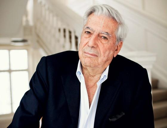 O escritor Mario Vargas Llosa (Foto: Felix Clay / eyevine)