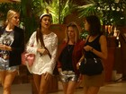 Fiorella Mattheis, Thaila Ayala e Sophie Charlotte usam looks curtinhos