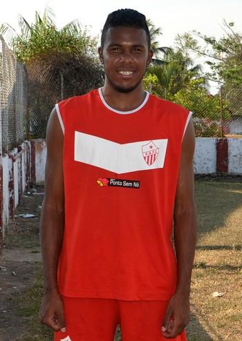 Wallace dos Santos, atacante do Rio Branco Sub-20 (Foto: Nathacha Albuquerque)