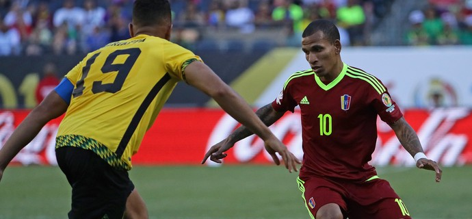Rómulo Otero, Venezuela (Foto: Getty Images)