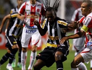 andrezinho botafogo bangu semifinal taça rio (Foto: Ivo Gonzalez / Agência O Globo)