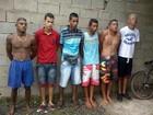 Polícia detém quadrilha que assaltava turistas em Itanhaém, litoral de SP