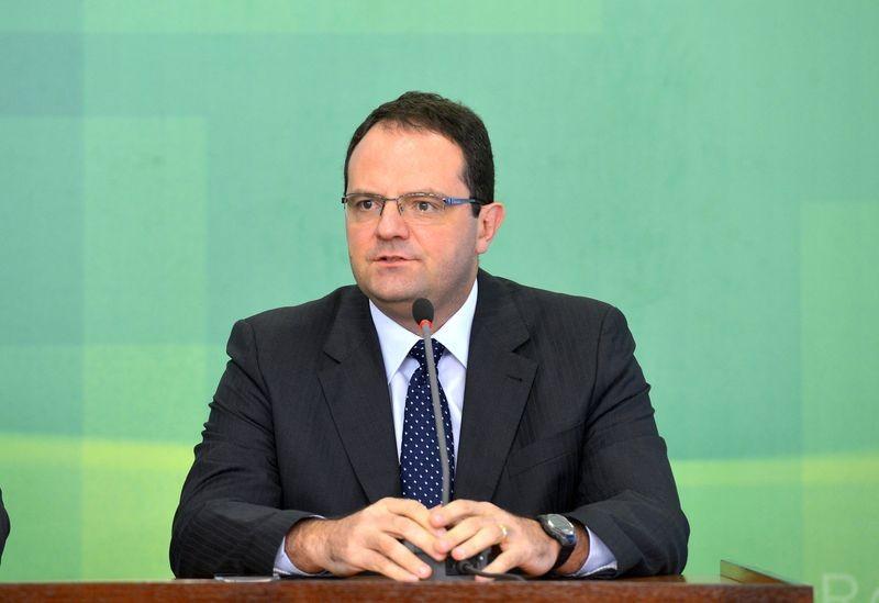 Nelson Barbosa fala pela primeira vez à imprensa como ministro da Fazenda (Foto: Wilson Dias/Agência Brasil)