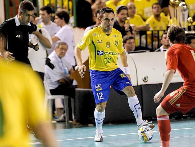 Falcão jogo Brasil x Rússia final futsal (Foto  Flávio Moraes Divulgação) 50afe998fdcaa