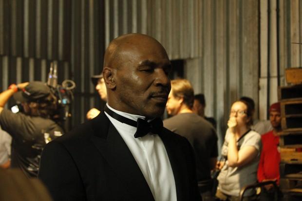 Mike Tyson em comercial da skol (Foto: Divulgação)
