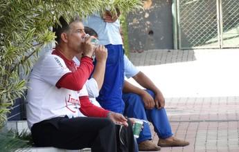 Drubscky aguarda Sacilotto para definir Tupi-MG contra Joinville