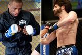 Buscapé e Charlie Brenneman se enfrentam no card do UFC Uberlândia
