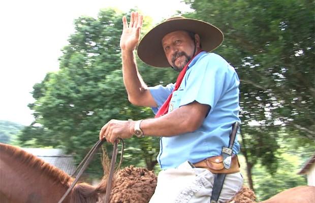 Meu Paraná destaca as tradições gaúchas no nosso estado (Foto: Reprodução/RPC)