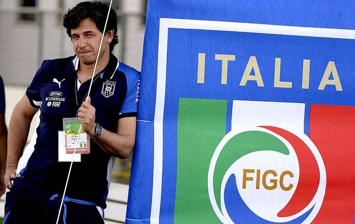Albertini itália (Foto: Agência Getty Images)