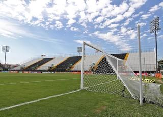 Gramado Arena Botafogo (Foto: Vítor Silva/SSPress/Botafogo)