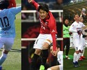 Nakamura faz 1º gol pelo Júbilo; Urawa goleia e Kobe de Nelsinho lidera J-League