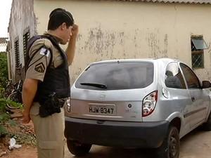 Local foi encontrado após denúncia anônima (Foto: Reprodução/TV Integração)