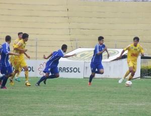 Mirassol x Catanduvense, pelo Paulista sub-15 (Foto: Vinicius de Paula / Agência Mirassol FC)