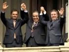 Sete governadores renunciam aos mandatos em razão das eleições