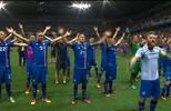 Passaporte SporTV: Entre gêiseres, vulcões e geleiras, islandeses amam o futebol