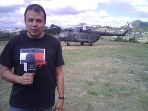 Jhonny Saavedra (Foto: arquivo pessoal)