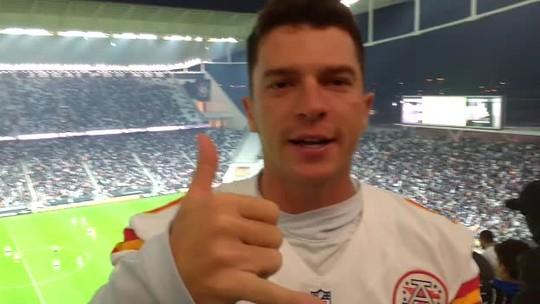 Estrelas do esporte convidam para jogo do Cuiabá Arsenal